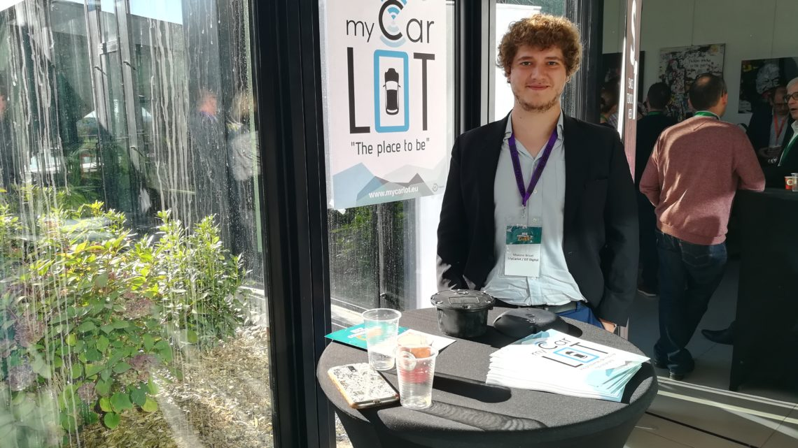 MyCarLot au Biz Connection Day